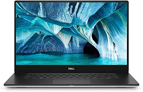 "Dell XPS 15-7590 Ordinateur Portable Ultra Léger 15"" OLED 4K Ultra HD Silver (Intel Core i7, 16 Go de RAM, SSD 512Go, NVIDIA GTX 1650 4GB, Windows 10) Clavier AZERTY Français"