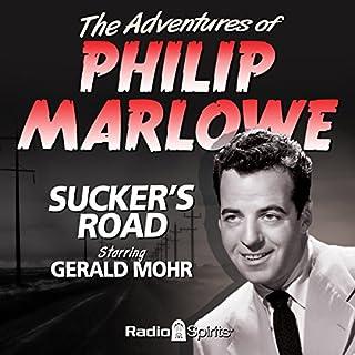 Couverture de The Adventures of Philip Marlowe: Sucker's Road