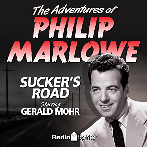 The Adventures of Philip Marlowe: Sucker's Road cover art