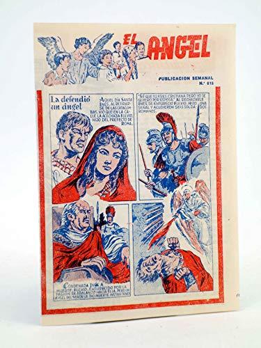 EL ÁNGEL. PUBLICACIÓN SEMANAL Nº 618. Barcelona. Oferta