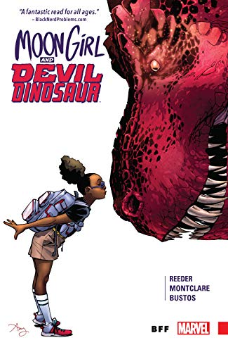 Moon Girl and Devil Dinosaur Vol. 1: BFF (Moon Girl and Devil Dinosaur (2015-2019))