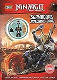LEGO® NINJAGO® - Garmadons Motorrad-Gang: Minifigur ,,SAMURAI X''. Coole Rätsel. Spannende Geschichte. Lustige Comics