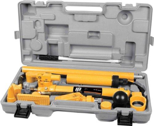 Performance Tool W1651 Porta Power Hydraulic Collision Repair Kit 10 Ton Multi-Power Set
