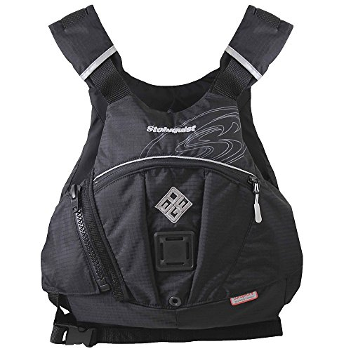 Stohlquist Edge Kayak Lifejacket-Black-XXL