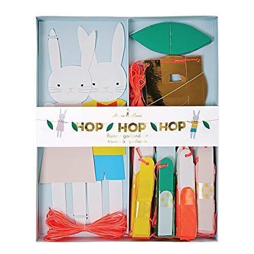 Meri Meri 45-2057 Hop Hop Hop Easter Garland Novelty