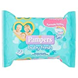 foto Pampers - Body Fresh - Toallitas húmedas - 20 toallitas