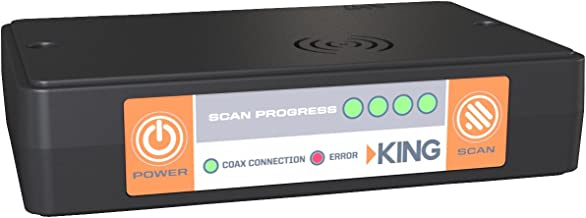 KING UC1000 Universal Controller to Make Quest Antenna Compatible with DirecTV, Bell, or DISH Receivers