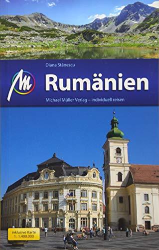 Rumänien Reiseführer Michael Müller Verlag: Individuell reisen mit vielen praktischen Tipps (MM-Reisen)