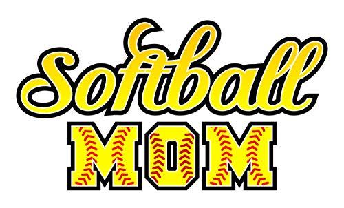 softball window decals - 4