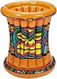 Beistle 50257 Inflatable Tiki Cooler, 22 by 25-Inch, Pkg of 1, Multicolored