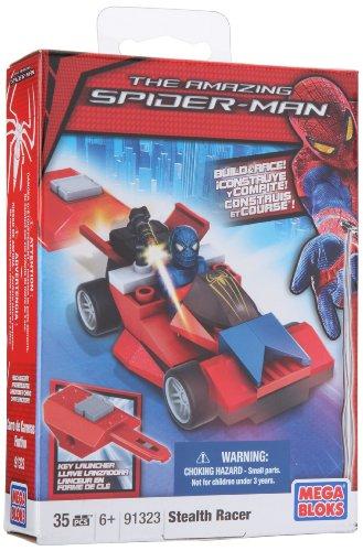 Megabloks - 91323U - Jeu de Construction - Spider-Man