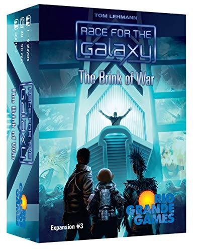 Race For The Galaxy - Brink Of War Brettspiel auf Englisch