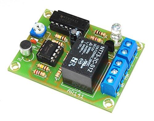ArliKits AR141 - Interruptor acústico (con relé)