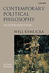 Contemporary Political Philosophy: An Introduction - Will Kimlicka Book Cover