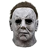 Best Michael Myers Masks - Michael Myers Mask Natural Latex Halloween Mask Trick Review