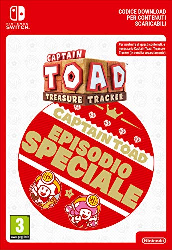 Captain Toad: Treasure Tracker – Special Episode [Switch - Download Code]