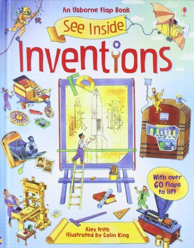 See Inside Inventions (See Inside Board Books) by Alex Frith (2012-01-02)