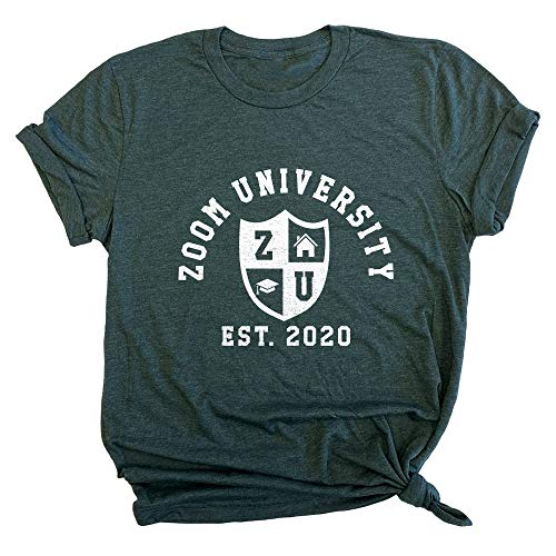 Spunky Pineapple Zoom University Funny Quarantine Life Premium T-Shirt