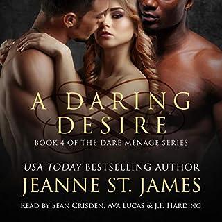 A Daring Desire cover art