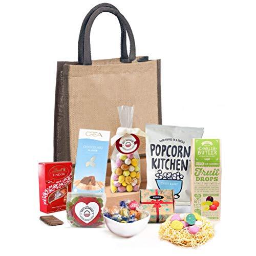 Easter Hunt Hamper Bag Gift (GF) - Chocolate Easter Alternative Gift