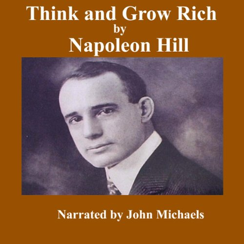 Think and Grow Rich [SpringBrook Audio] audiobook cover art