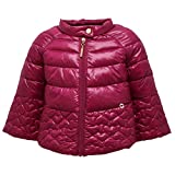 8912Y Giubbotto Bimba Girl Twin-Set Burgundy Light Jacket [6 Years]