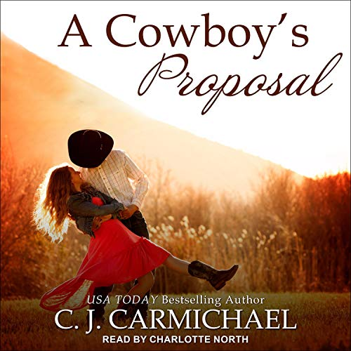 A Cowboy's Proposal  By  cover art