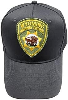 wyoming highway patrol patch