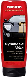 Mothers 05716 California Gold Synthetic Wax Liquid , 16 oz.