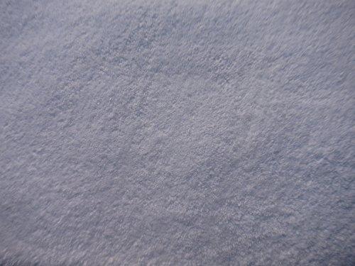 Algodonea Toalla Manta 150x200cm, 100% algodón, 460gr/m2, Fabricada en UE. (Gris Perla)