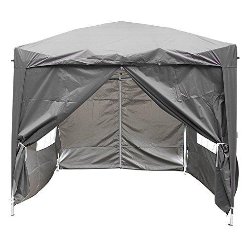 Greenbay 2x2M Outdoor Garden Party Tent Folding Gazebo