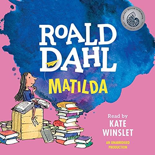 Matilda Audiobook By Roald Dahl cover art