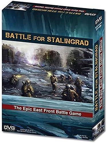 edición limitada DVG  Battle Battle Battle for Stalingrad, the Epic East Front Battle [Card] Game by DVG Dan Verssen Games  varios tamaños