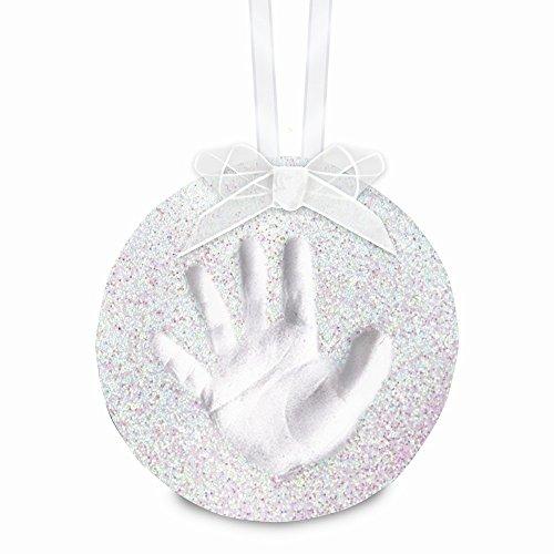Pearhead 00009 Neugeborene Hand//Fu/ßabdruck AuflageSaubere Tintenauflage 2 Verwendungen rosa