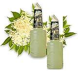Finest Call Premium Elderflower Syrup for Cocktails / Sciroppo ai Fiori di Sambuco - 2 x 1 Litre