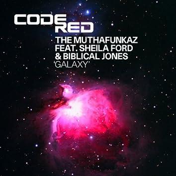 Galaxy (feat. Sheila Ford & Biblical Jones)