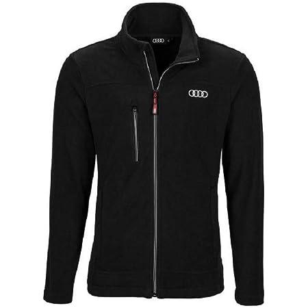 Original Audi 3131701906 Men S Fleece Jacket Xxl Black Auto