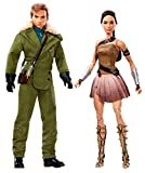 Barbiee DWF48 - Wonder Woman Paradise Island Giftset - Princess of The Amazons - Wonder Woman and Steve Trevor