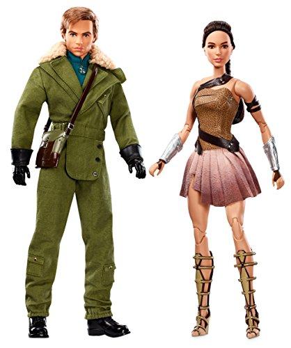 Barbie Collector Wonder Woman ParadiseIsland Giftset (2 Puppen)