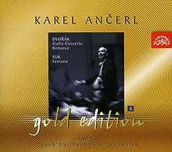 Ancerl Gold Edition 8: Violin Concerto / Romance