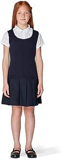 Girls' Twofer Pleated Dress