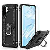 LeYi Case for Huawei P30 Pro/P30 Pro New Edition with Ring