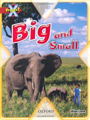 Project X: Big and Small: Big and Smallの詳細を見る