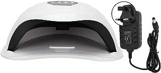 36 Cuentas de luz portátil inteligente de sincronización LED UV Gel Esmalte de uñas lámpara más seca del hogar Máquina de curado con el sensor infrarrojo inteligente for el salón del clavo, uso del ho