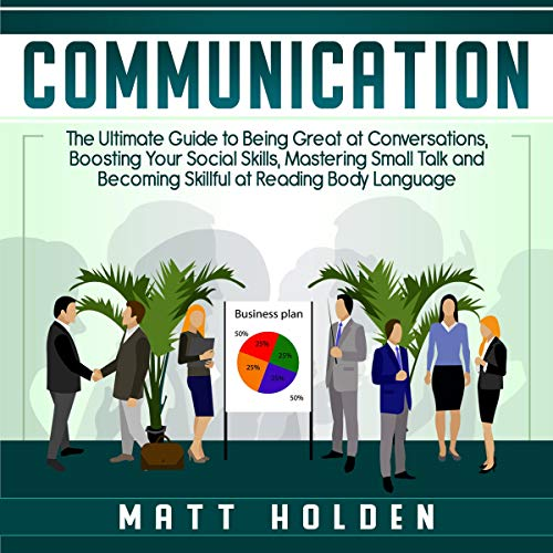 Communication cover art