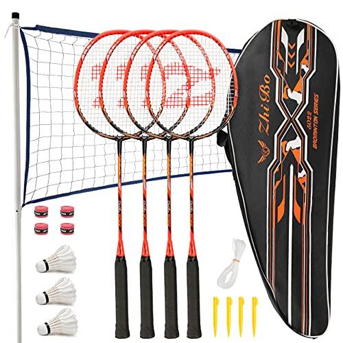 Fostoy Badmintonschläger Bild