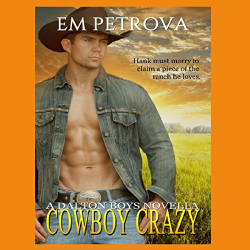 Cowboy Crazy audiobook cover art