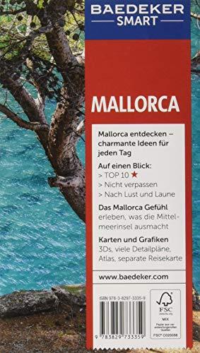 Baedeker SMART Reiseführer Mallorca: Perfekte Tage auf Europas beliebt... - 51el889gYuL