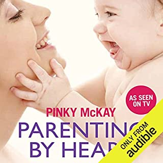 Parenting by Heart cover art