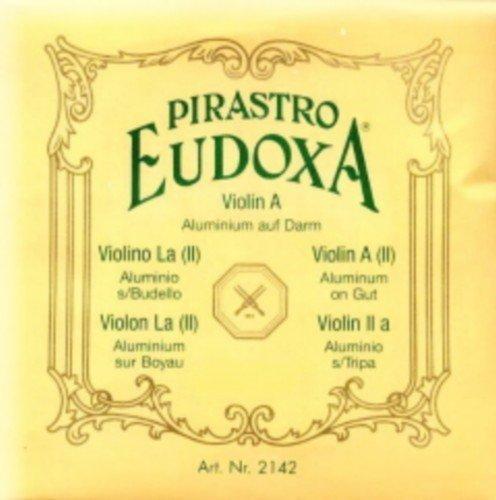 CUERDA VIOLIN - Pirastro (Eudoxa 214241) (Tripa Aluminio) (13 3/4) 2ª Medium Violin 4/4